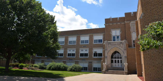 Jefferson Middle School photo